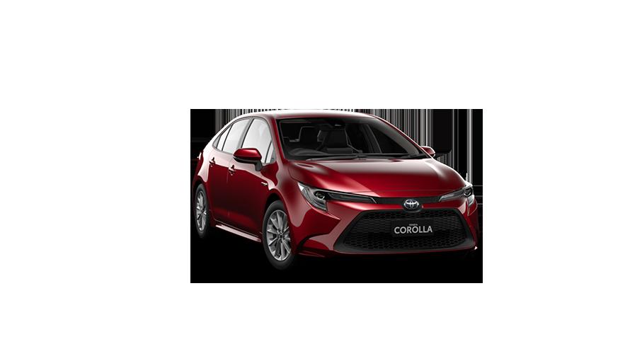 Corolla Sedan SX