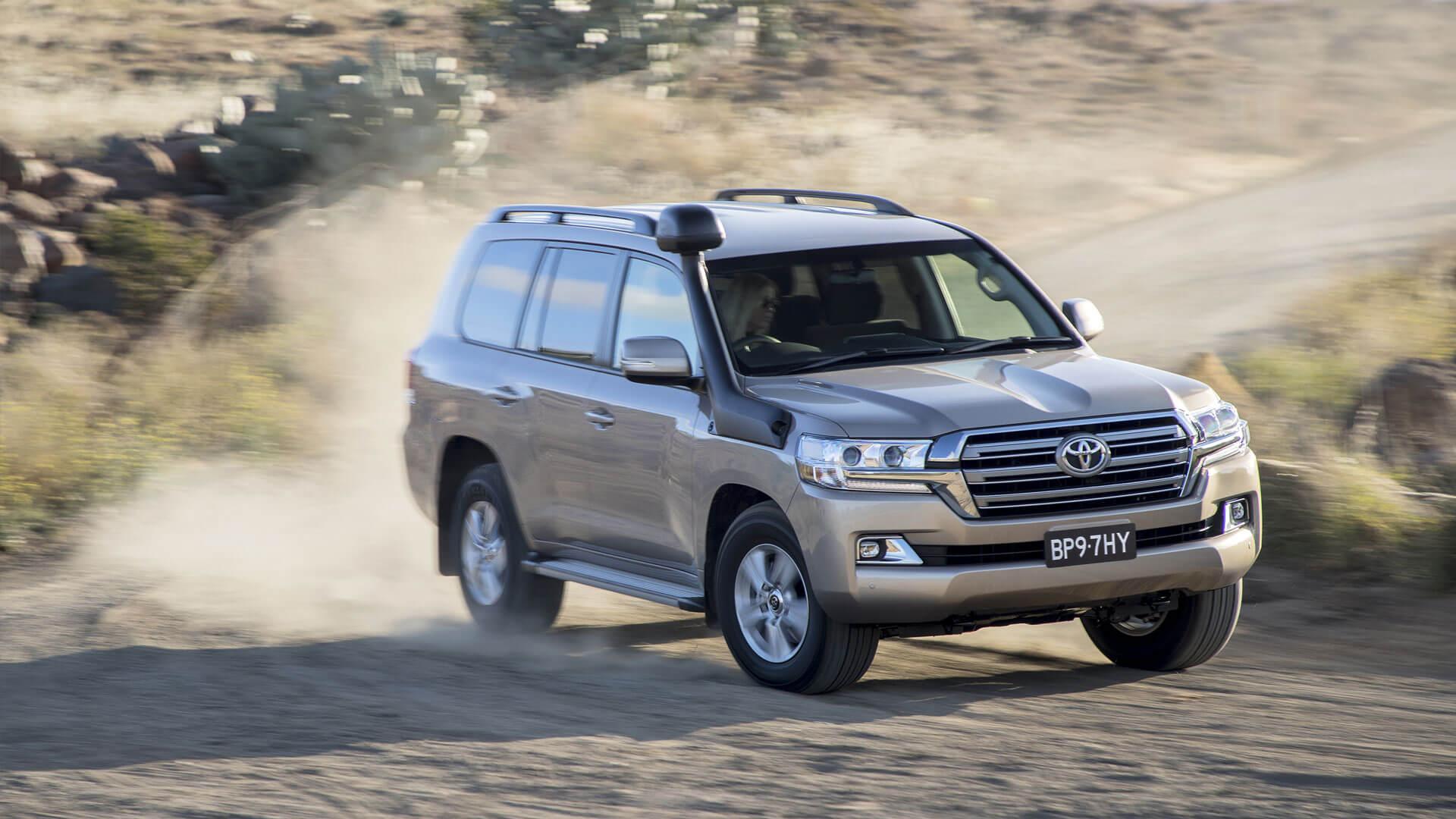 Kekurangan Toyota Lc 200 Review
